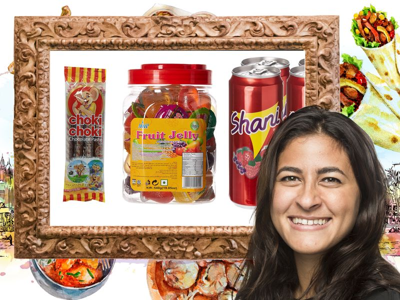 Food memories in UAE