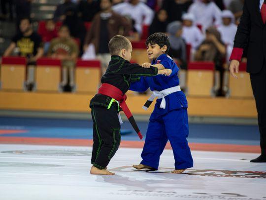 The inaugural Emirates Jiu-Jitsu Kids Championship will be held at Abu Dhabi's Jiu-Jitsu Arena on August 27-28. The championship is aimed at children aged four to 13