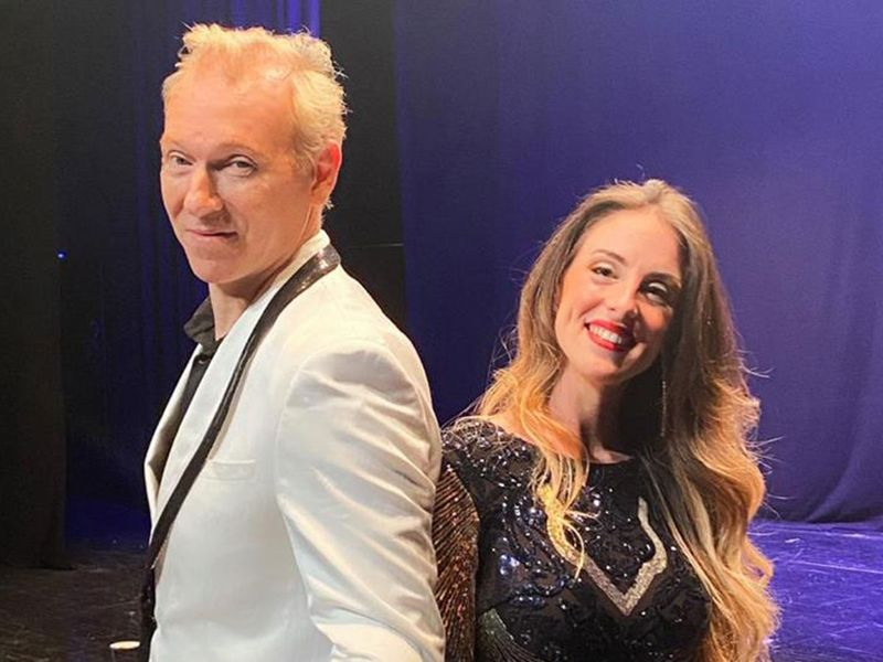 Wim Hoste and Isabel Canada Luna