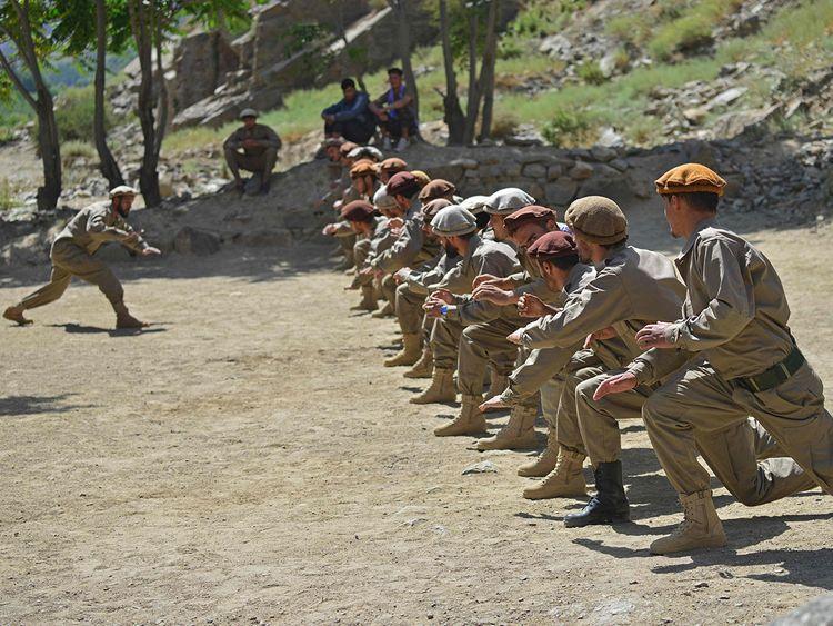 20210823 afghan forces