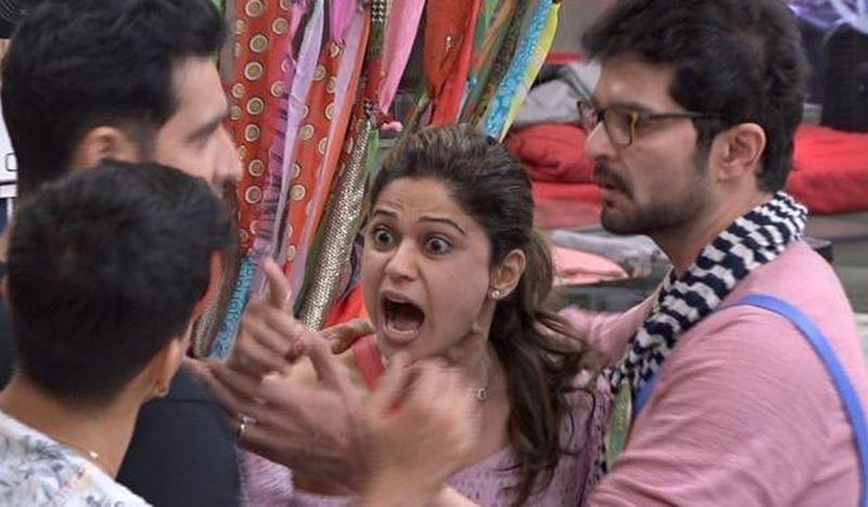 Shamita Shetty loses her temper on Pratik Sehajpal!