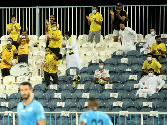Sports Fans Dubai