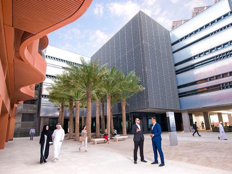 Stock Masdar City