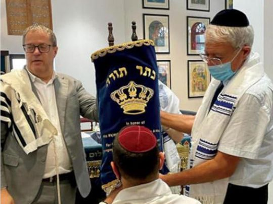 210824 manama synagogue