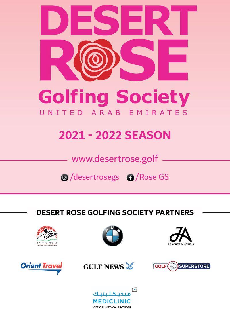 Desert Rose Golfing Society