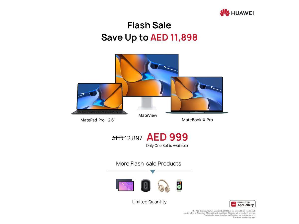 Huawei BTS Live Sale