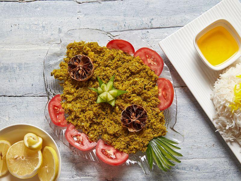 Jeshid - A signature from Al Bait Alqadeem's kitchen