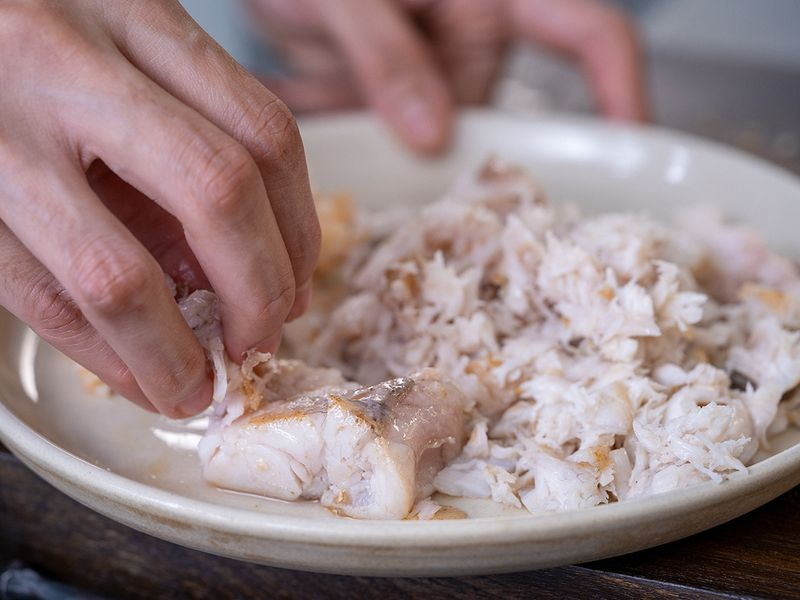 Recipe for Potol'er Dorma or Studded pointed gourd