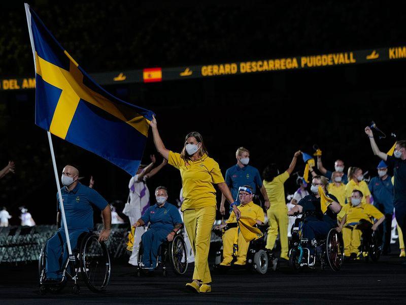 Tokyo 2020 Paralympics opening ceremony
