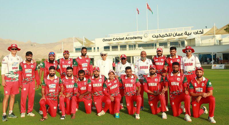 T20 - Oman