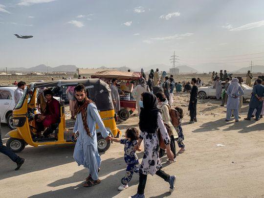 210826 Kabul airport