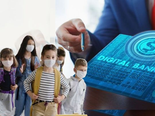 Digital banking for kids