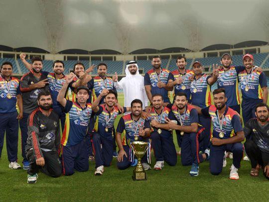 UAE Cricket League