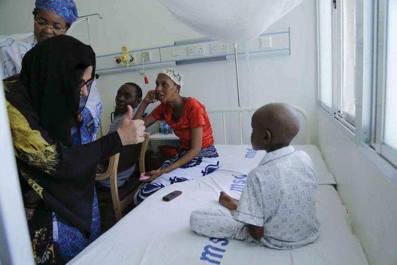 UNHCR honours Jawaher Al Qasimi2-1629989196688