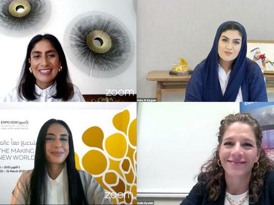 emirati women's day expo 2020