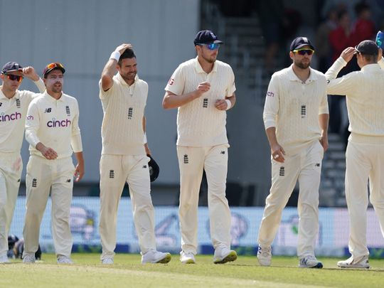 Cricket - England win
