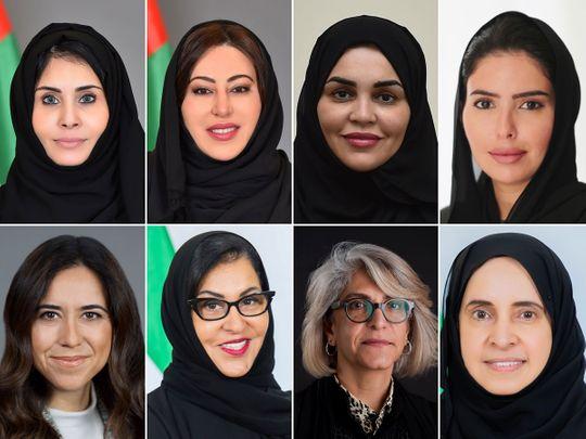 Emirati Female diplomats