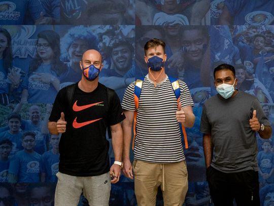 IPL - Chris Lynn, Jimmy Neesham & Mahela Jayawardene