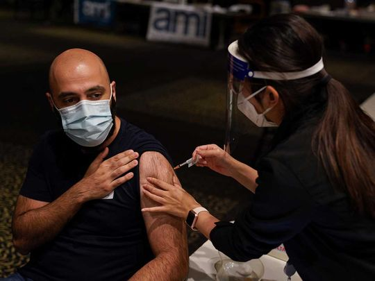 Australia covid vaccine sydney astrazeneca