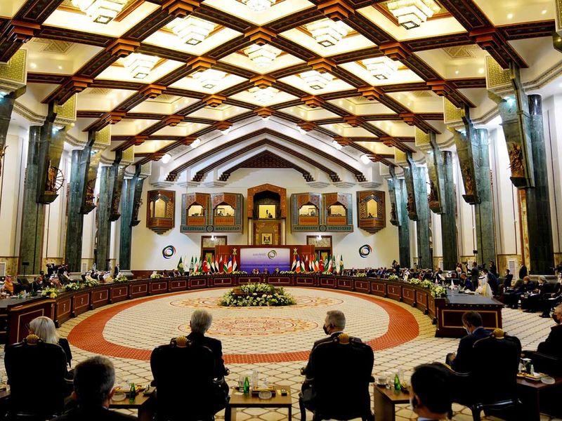 Baghdad conf