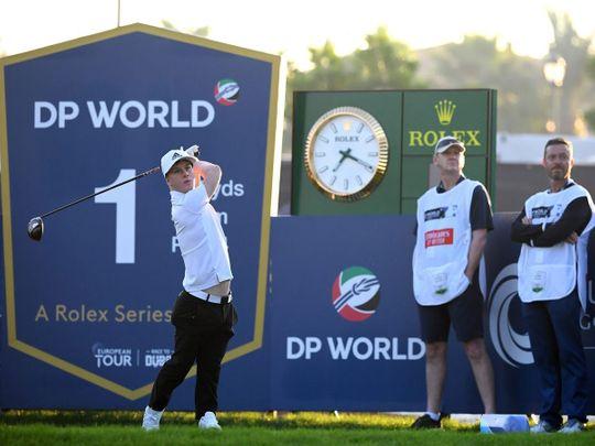 Brendan Lawlor is back in action at the EDGA Dubai Finale in November