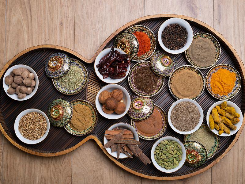 Bzar - A traditional Emirati spice mix