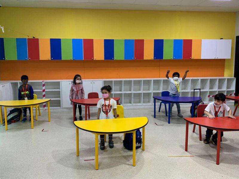 Global Indian International School, Abu Dhabi