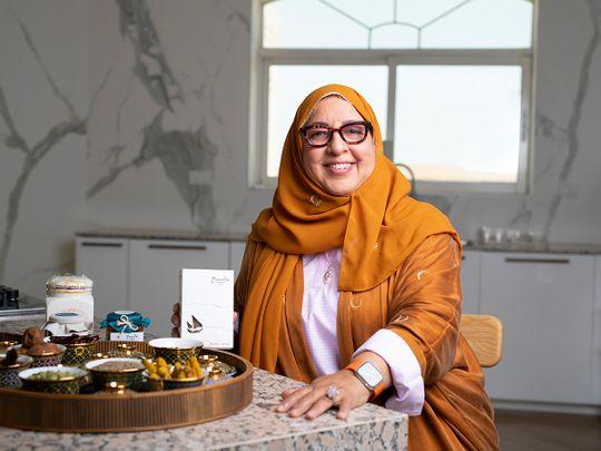 Nazal Alsabbagh - Co-founder of Malleh Gourmet