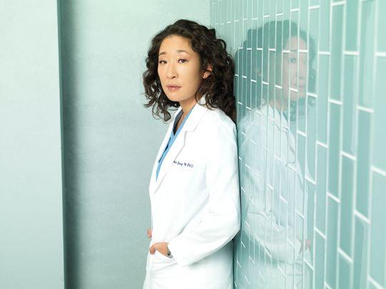 Sandra Oh in 'Grey's Anatomy'