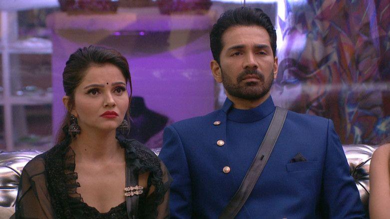 TAB  Rubina Dilaik and Abhinav Shukla her husband-1630226837570