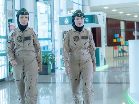Two female pilots in Dubai 2-1630238707532