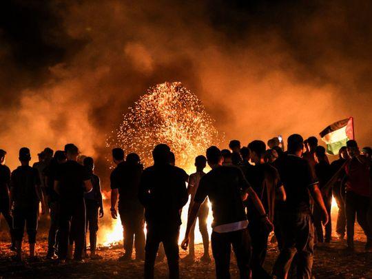israelk strike-1630228573520