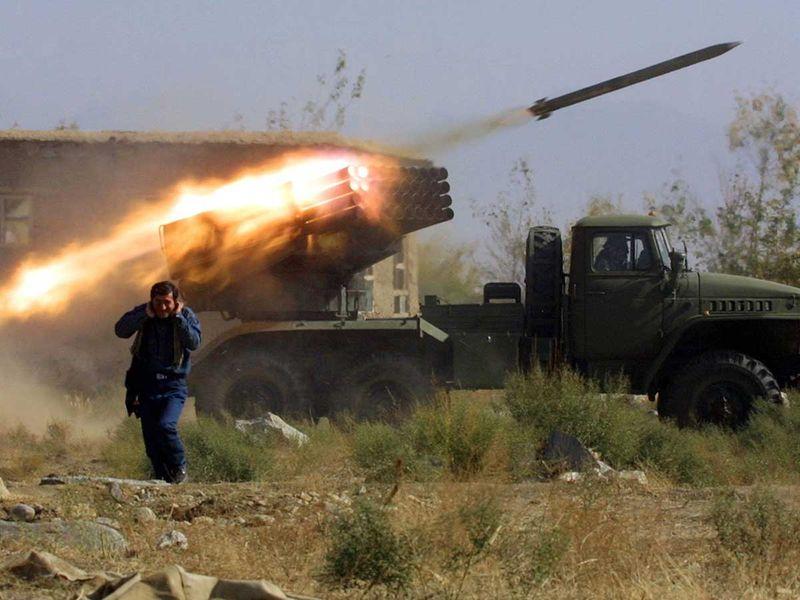 Bagram rocket Afghanistan