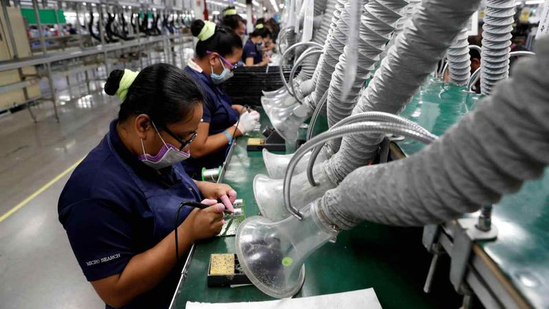 Philippine workers