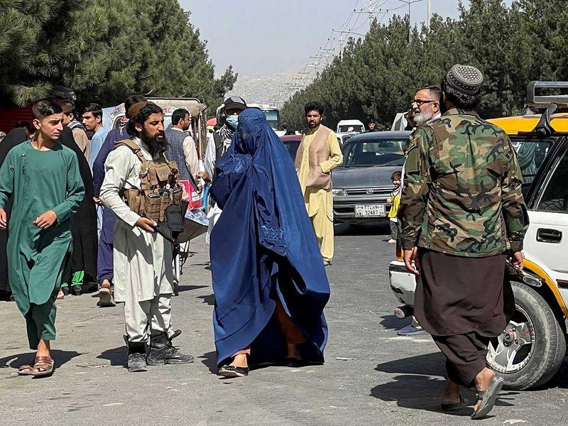 Taliban Afghanistan airport
