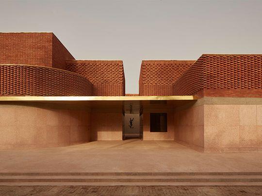 YSL Marrakech Museum