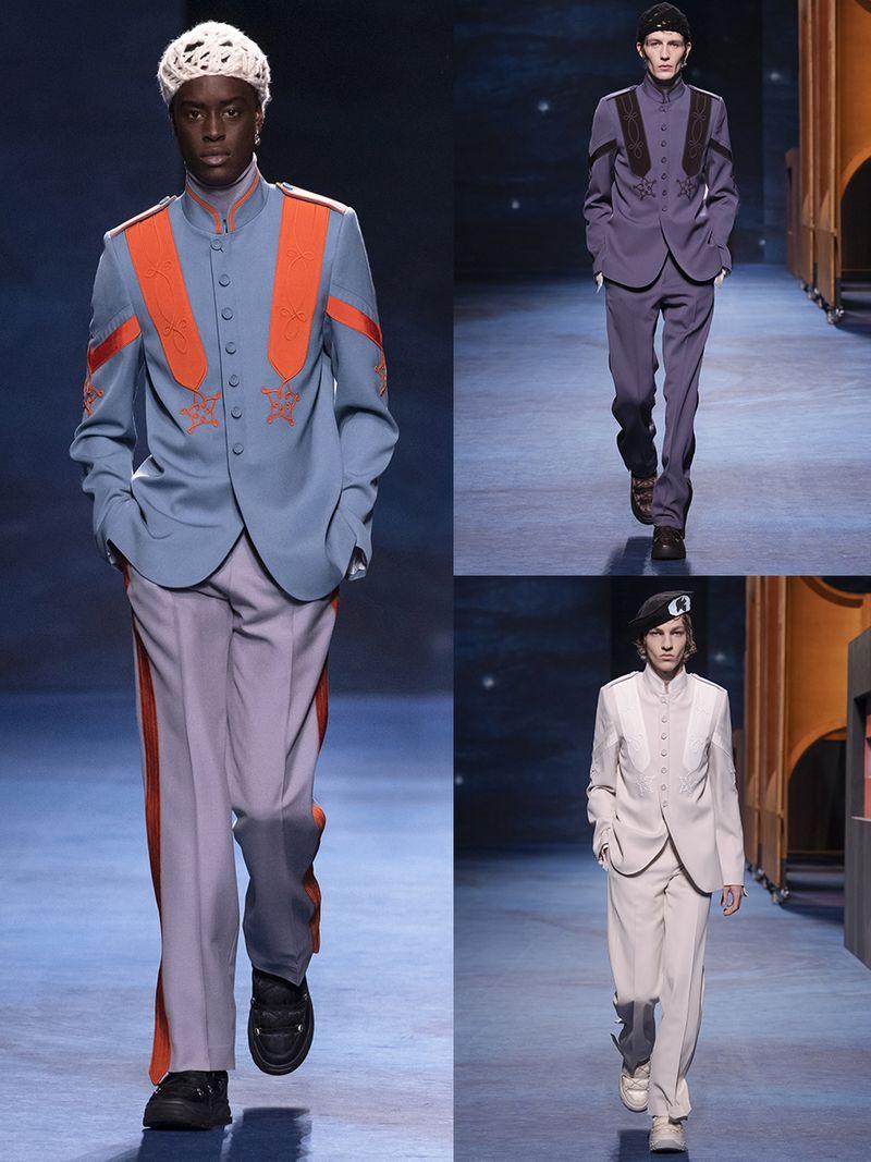 Dior Men Fall 2021 jacket