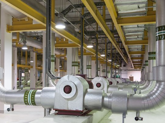 Stock-Cooling-Plant