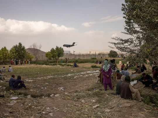US exits Afghanistan