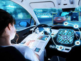 auto driverless