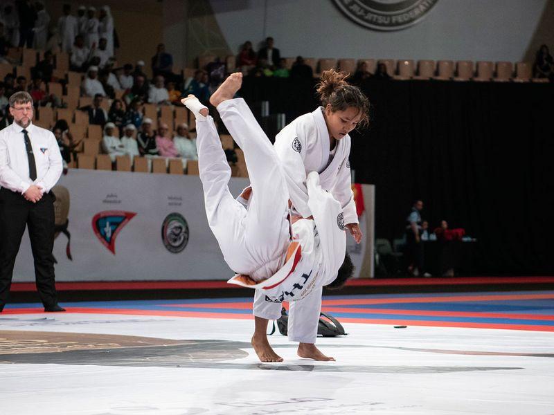 Abu Dhabi will host fifth Jiu-Jitsu Asian Championship