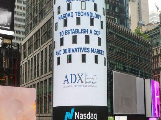 Adx Nasdaq