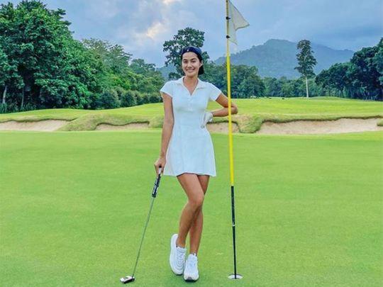 Atthaya Thitikul won the 2018 Women's Amateur Asia-Pacific Championship
