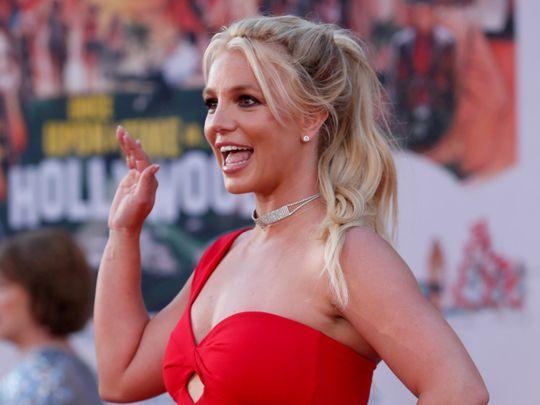 Britney Spears 8-1630478723422