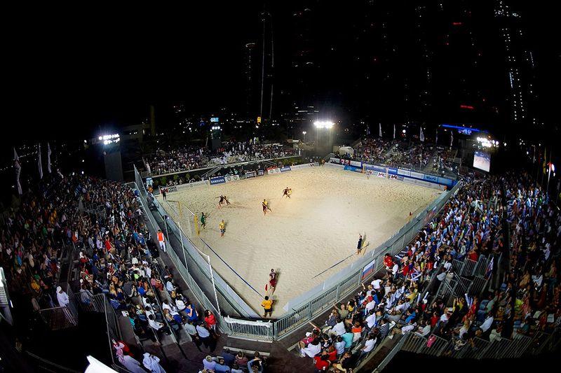 Dubai's world-class sports facilities