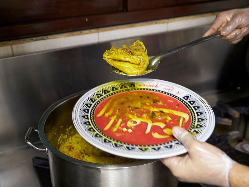 Guide to making chicken machboos