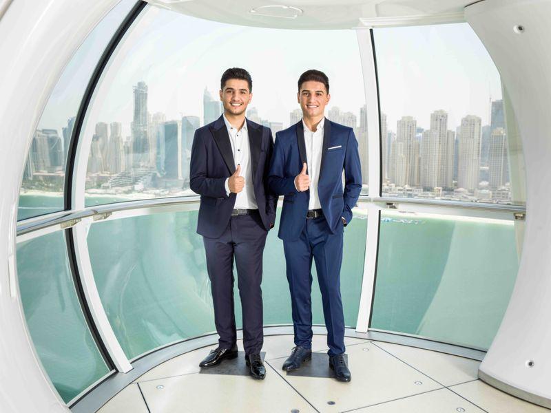 Mohammed Assaf Madame Tussauds Dubai Side By Side i-1630475607764