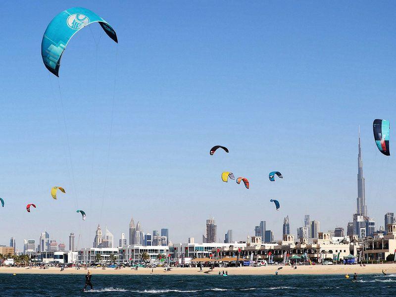 Stock - Sports in Dubai