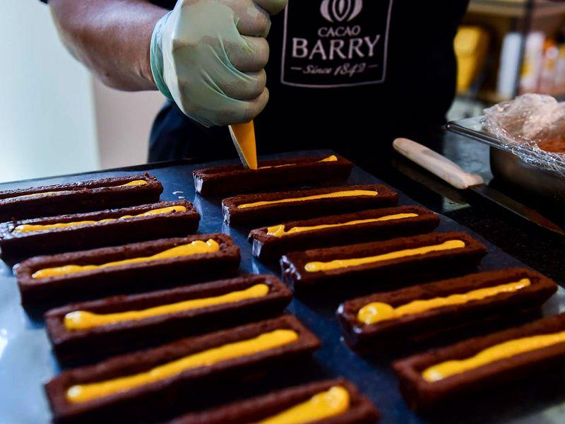 Stock - World Chocolates Masters