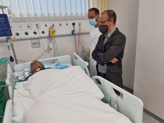 patient Moiddeen Cherrukavath at Aster Mankhool-1630472533533
